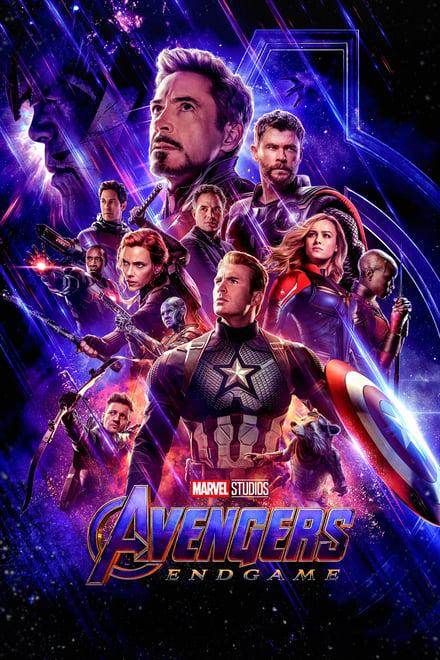 Avengers: Endgame (2019) อเวนเจอร์ส เผด็จศึก