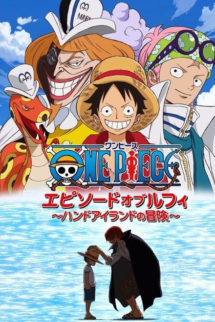 One Piece Special: Episode of Ruffy - Abenteuer auf Hand Island