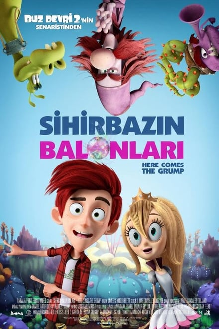 Sihirbazın Balonları (2018)