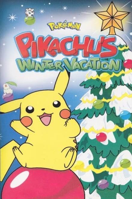 Pikachu's Winter Vacation 2000