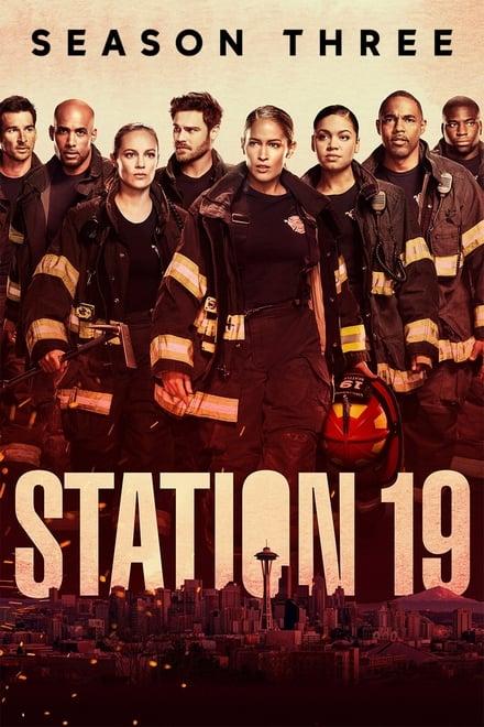 Grey's Anatomy : Station 19 Saison 3