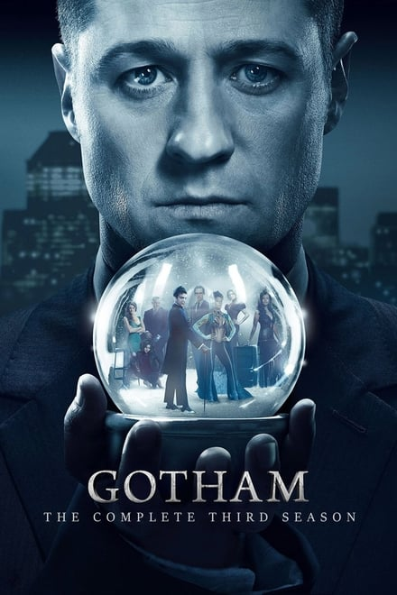 Gotham Saison 3 Streaming