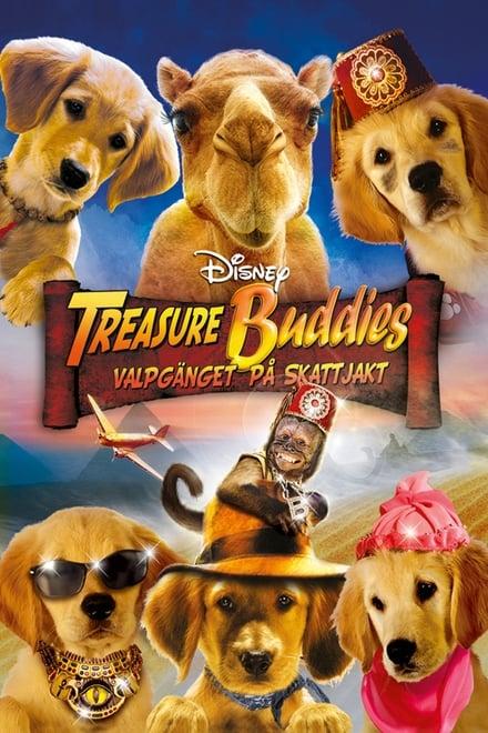 Les Copains chasseurs de trésor