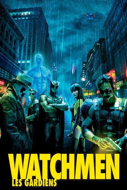 Image Watchmen : Les Gardiens