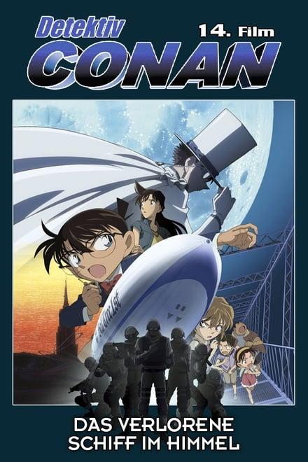 Detektiv Conan - Das verlorene Schiff im Himmel