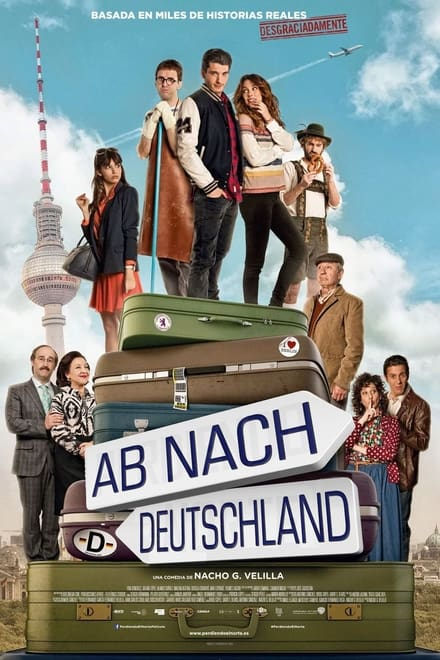 Ab nach Deutschland