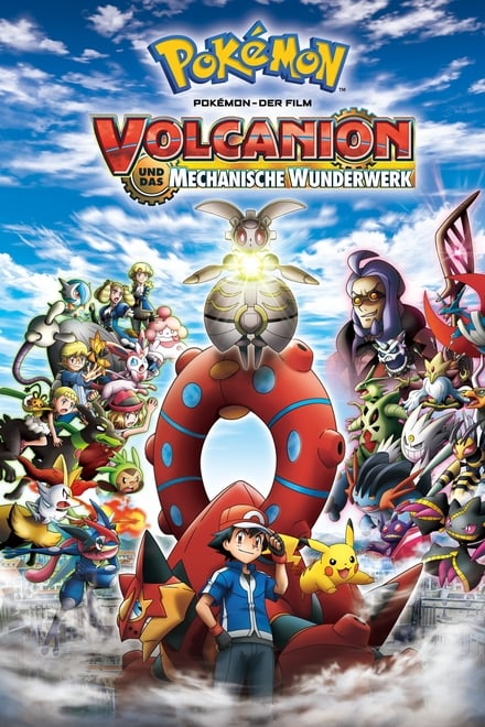 Pokémon - Der Film: Volcanion und das mechanische Wunderwerk