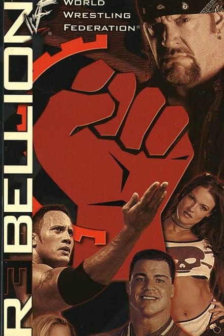 WWE Rebellion 2000