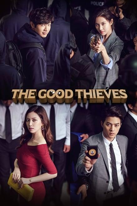 The Good Thieves ตอนที่ 1-50 ซับไทย [จบ] HD 1080p
