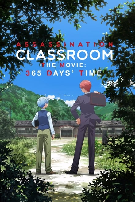 Assassination Classroom - 365 Days Time