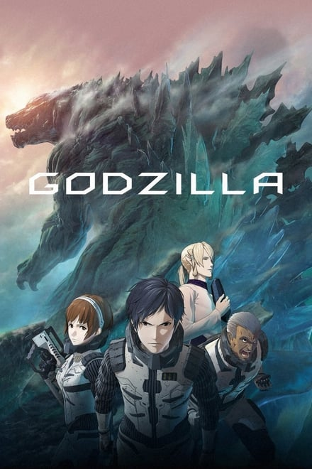 Godzilla: Planet of the Monsters (2017) ก็อดซิลล่า 1 : ดาวเคราะห์แห่งสัตว์ประหลาด