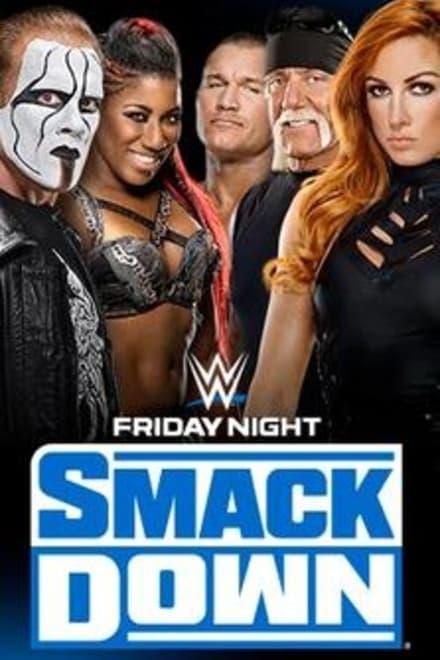 WWE Smackdown 09.04.2021