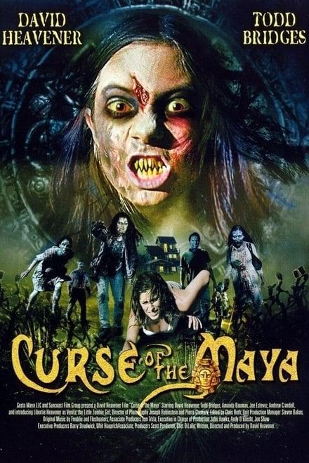 Evil Grave La Malédiction Des Mayas