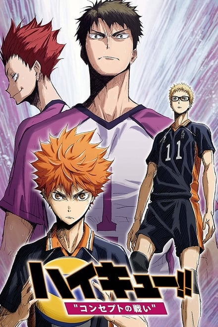 Haikyuu!! Movie 4: Battle of Concepts