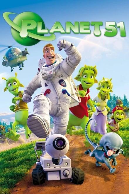 Planet 51 (2009) แพลนเน็ต 51 บุกโลกคนตัวเขียว