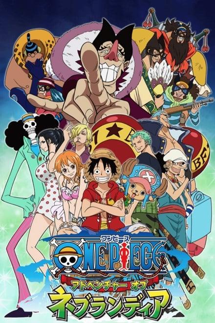 One Piece Special: Abenteuer auf Nebulandia
