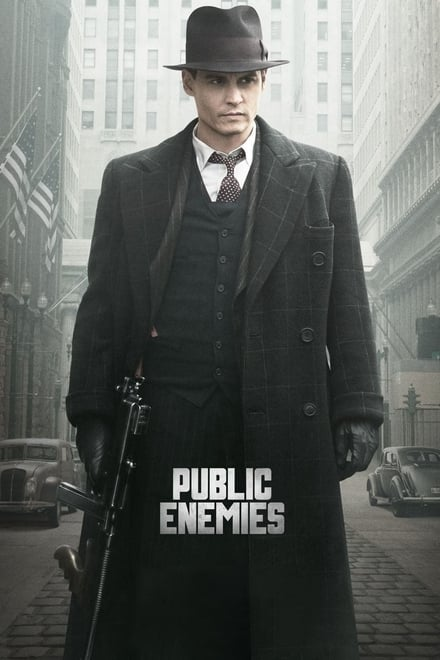 Michael Mann: Making 'Public Enemies'