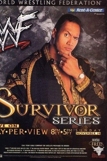 WWE Survivor Series 1999