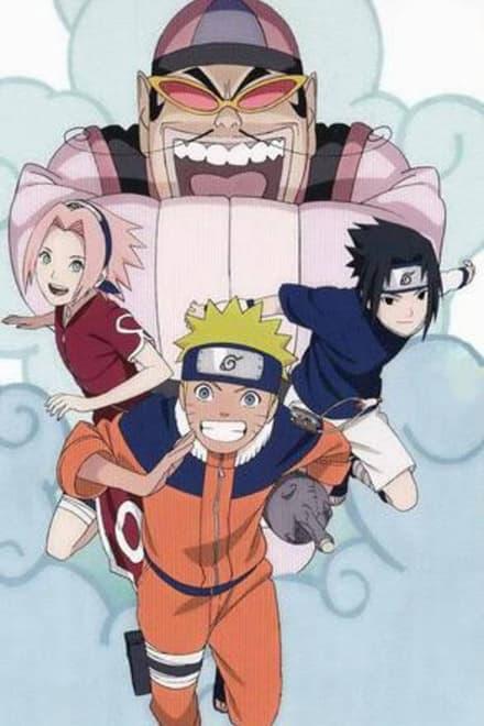 Naruto Shippuden: The OVA - Naruto, ein Genie und drei Wünsche