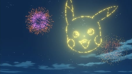 Ein Feuerwerk der Superlative!