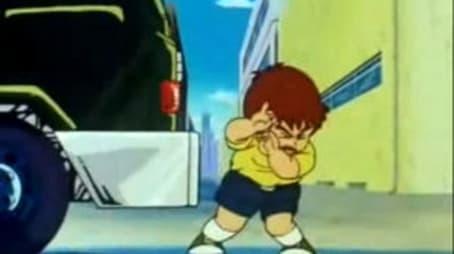 Goku's Traffic Safety