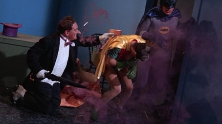 Batgirl kommt - Pinguin geht
