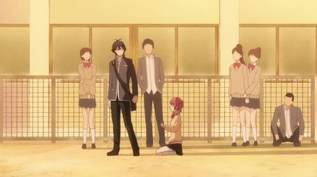 Handa-kun and the Continuation of Episode 1 | Handa-kun and the Chairperson | Handa-kun and the Model