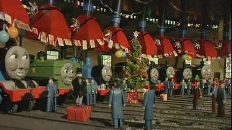 Thomas & Percy's Christmas Adventure