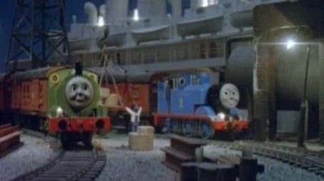 Thomas, Percy & The Post Train