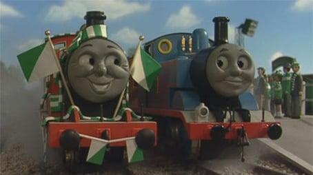 Thomas & The Colours