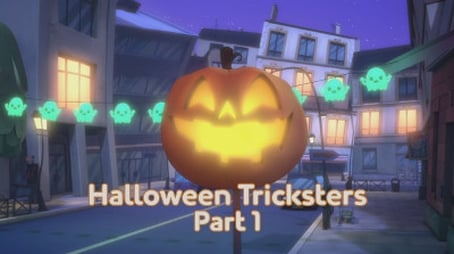Halloween Tricksters, part 1