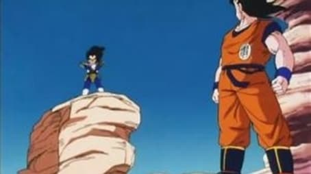 Son-Goku gegen Vegeta