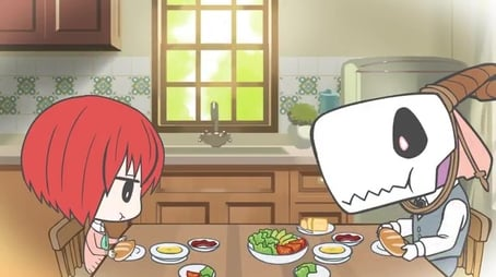 MahoYome 2 - The Dinner Table