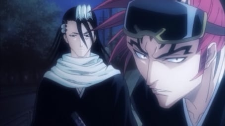 The Encounter, Abarai Renji!