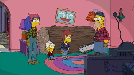Lisa Gets the Blues