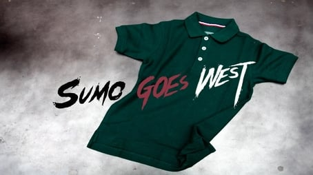 Sumo Goes West