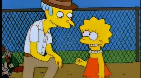 The Old Man and the Lisa