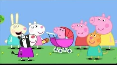 The Baby Piggy