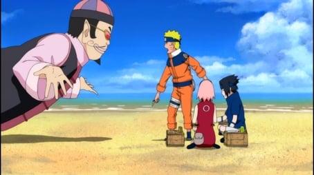 Naruto OVA 5: Shippū! Konoha High School!