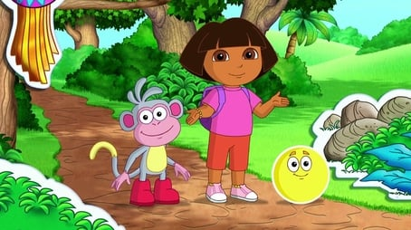 Dora saves the Game