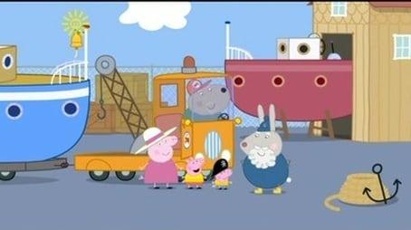 Grampy Rabbit's Boatyard