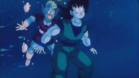Luft anhalten, Son-Goku!
