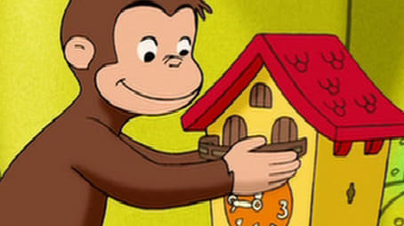 Curious George On Time