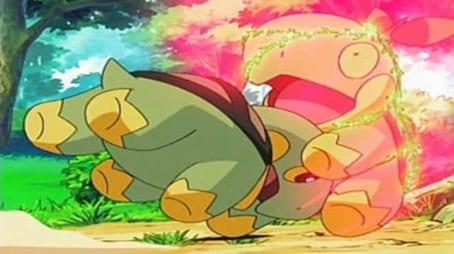 Verrückt nach Pflanzen-Pokemon!