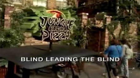 Der Blinde führt den Blinden