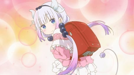 Kanna Goes to School! (Not That She Needs To)