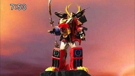 Guaranteed Showy Samurai