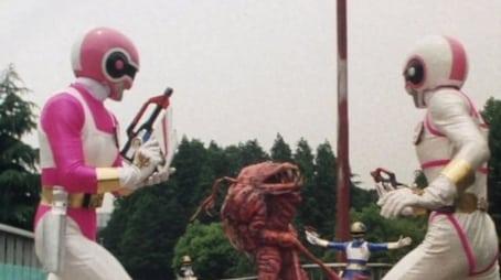 Gyodai Runs Away