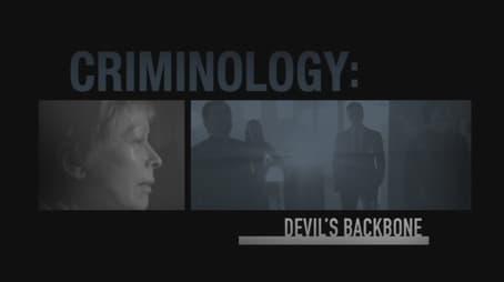 Criminology Devil´s Backbone