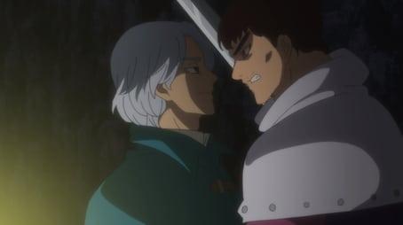 Der Anführer der Heiligen Ritter büßt für seine Sünden